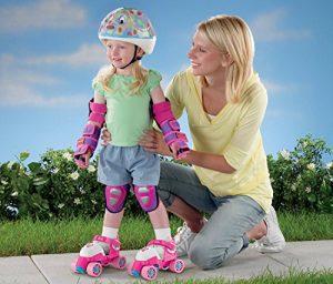 pattini a rotelle per bambina