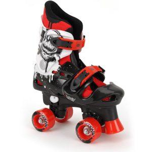 pattini a rotelle regolabili